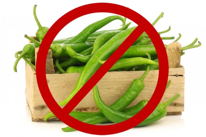 Evite los alérgenos alimentarios