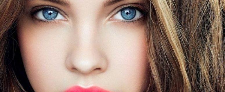 como tener ojos claros naturalmente