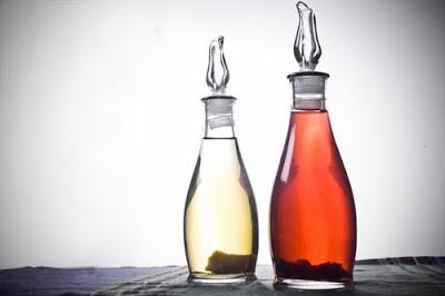 alcohol y Vinagre