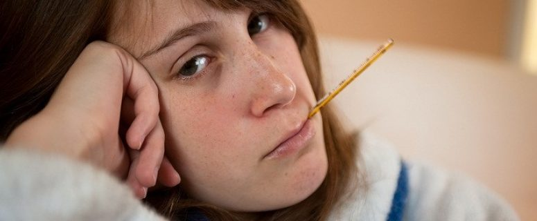 remedios caseros para la fiebre tifoidea alta