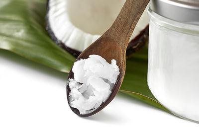 Aceite de coco virgen