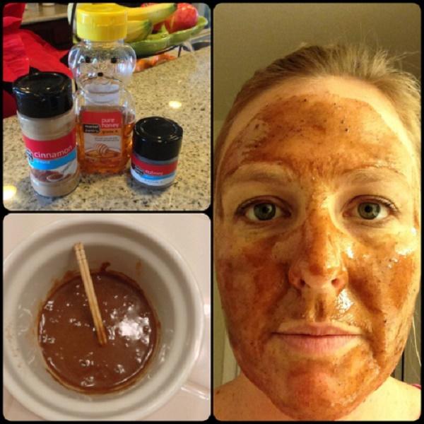 Elimina las manchas cicatrices arrugas espinillas