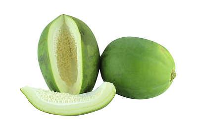 Papaya crudo