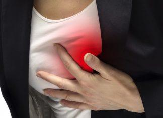 dolor en el pecho