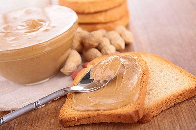 La mantequilla de maní