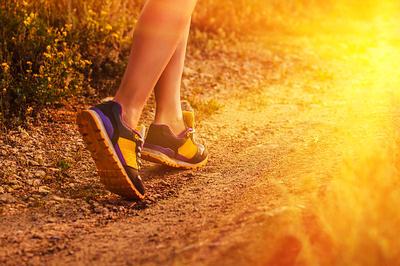 caminatas regulares