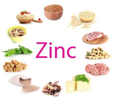 comer mas zinc