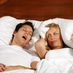 como dejar de roncar naturalmente