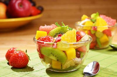 Comer alimentos saludables