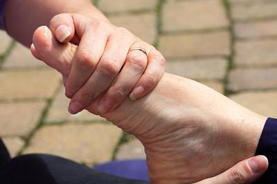 masaje artritis reumatoide