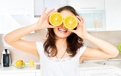 mantiene-sanos-los-ojos-naranja