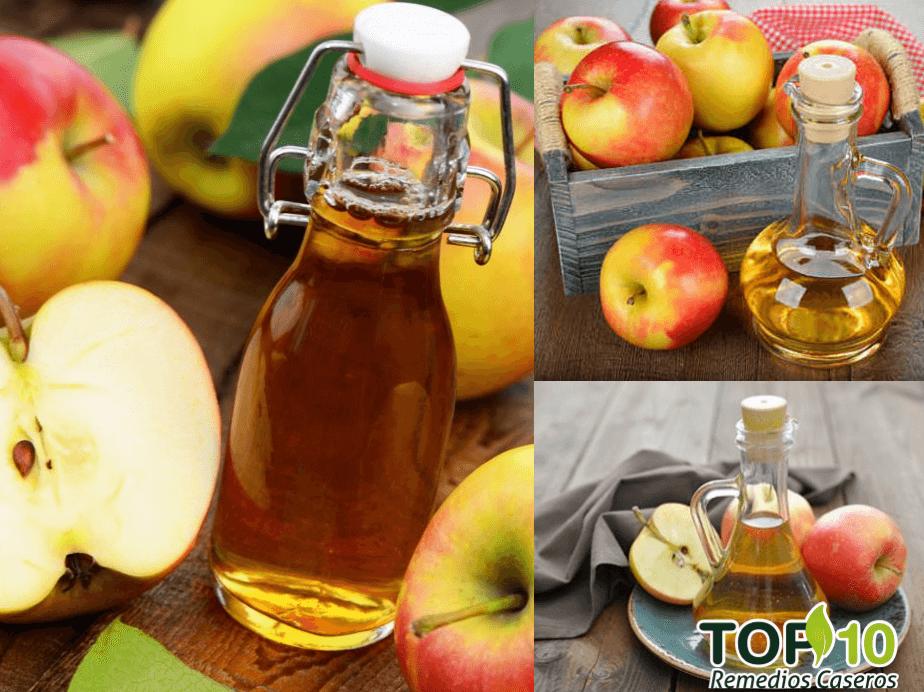 Beneficios del vinagre de manzana
